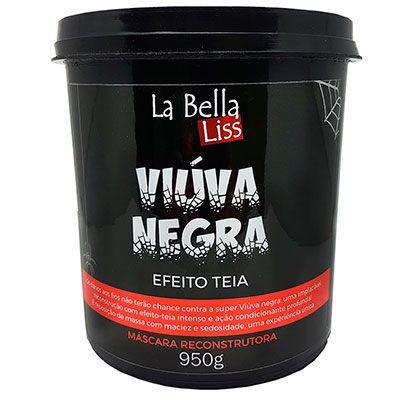 La Bella Liss - Viúva Negra Máscara Reconstrutora Efeio Teia 950G