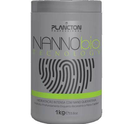 Plancton Máscara Hidratação  Nanno Bio Technology - 1Kg