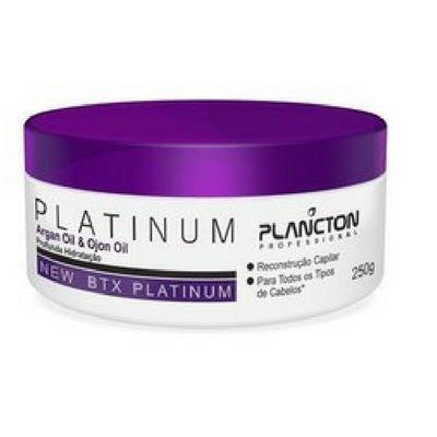 Plancton BTX Platinum Redução de Volume Sem Formol - 250 g