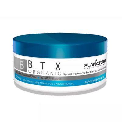 Plancton - BTX Orghanic Redução de Volume Sem Formol - 250 g