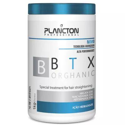 Plancton - BTX Orghanic – Redução de Volume Sem Formol 1kg