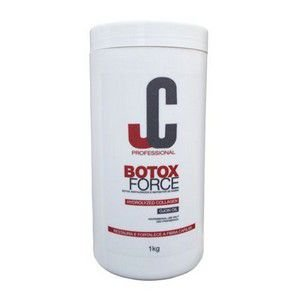 JC Professional Botox Force Repositor de Massa Capilar 1kg