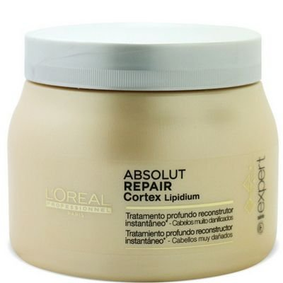 L'Oréal - Máscara Reconstrutora Absolut Repair Cortex Lipidium  500g