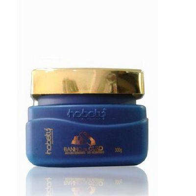 Hobety Máscara Banho de Ouro 300g