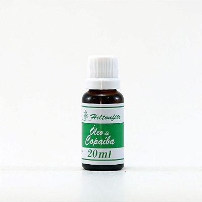 Óleo de Copaíba - 20 ml.