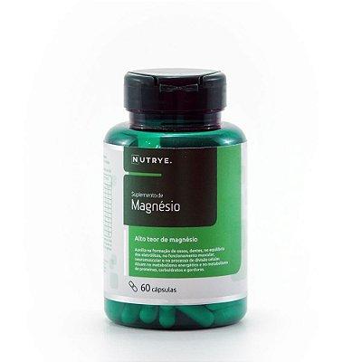 MAGNÉSIO - 175mg - 60 capsulas