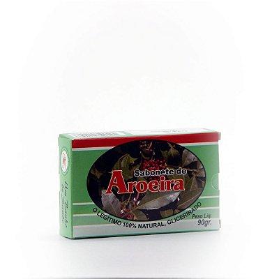 SABONETE DE AROEIRA 90 g