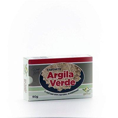 SABONETE  ARGILA VERDE 90g