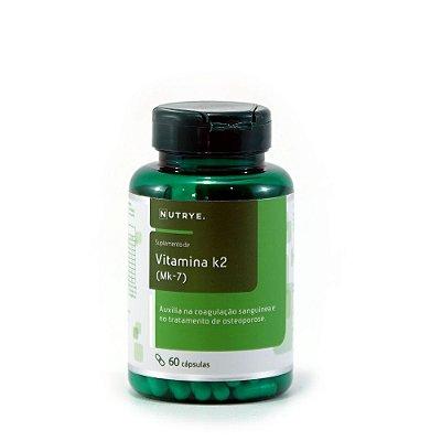 Vitamina K2 ( Mk-7 ) - 60 cápsulas