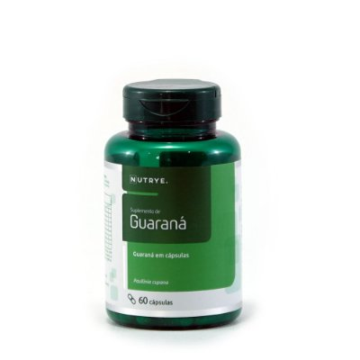 GUARANÁ - 60 CAPS