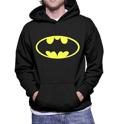 Moletom Masculino Batman Super Heróis - Moletons Personalizados Blusa/ Casacos Baratos/ Blusão/ Jaqueta Canguru