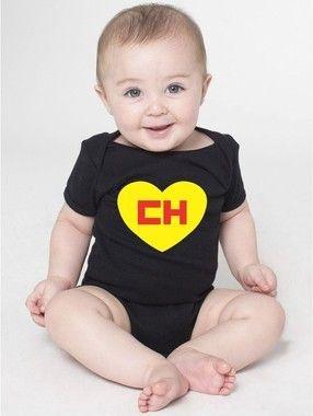 Body Bebê Chaves Chapolin Seriado - Roupinhas Macacão Infantil Bodies Roupa Manga Curta Menino Menina Personalizados