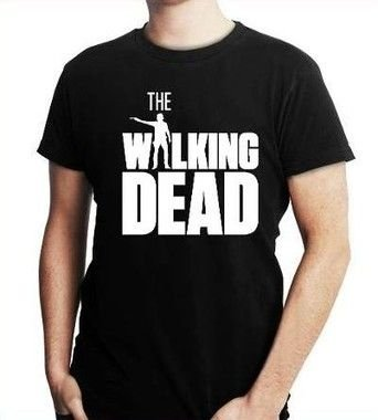 9992a1f15d259 Camiseta Masculina The Walking Dead Séries E Seriados - Personalizadas   Customizadas  Estampadas  Camiseteria