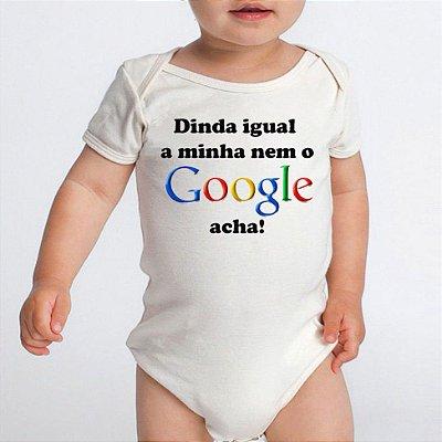 Body Bebe Frases Engraçadas Dinda Madrinha Google - Roupinhas Macacão Infantil Bebe Roupa Manga Curta Menino Menina Personalizados
