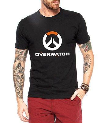 Camiseta Masculina Overwatch