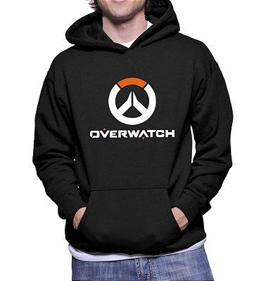 Moletom Masculino Overwatch -  Moletons Personalizados Blusa/ Casacos Baratos/ Blusão/ Jaqueta Canguru