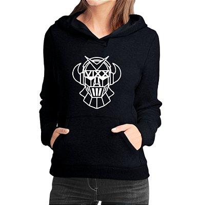 Moletom Feminino Kpop Banda VIXX K-pop - Moletons Blusa de Frio Casacos Baratos Blusão Canguru Loja Online