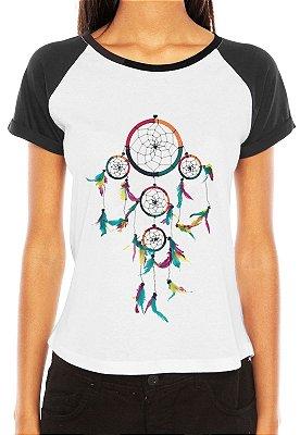 Camiseta Feminina Filtro Dos Sonhos