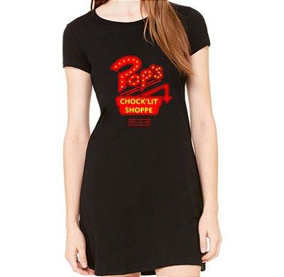 Vestido Riverdale Pop's Vermelho - Roupa Vixens Feminina Para Comprar