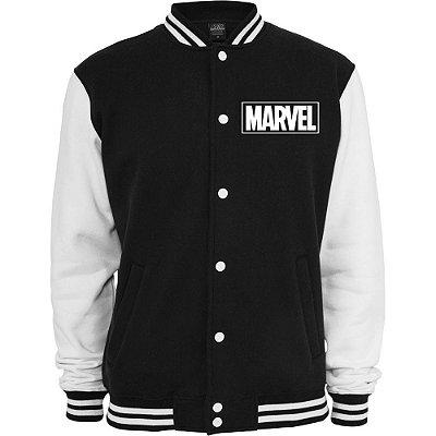 Jaqueta Shield Marvel Moletom Avengers Blusa De Frio Heroi