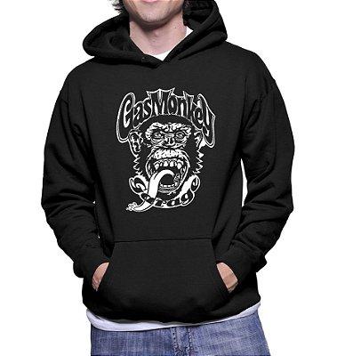 Moletom Masculino Gas Monkey Garage Bandas De Rock - Moletons Personalizados Blusa/ Casacos Baratos/ Blusão/ Jaqueta Canguru