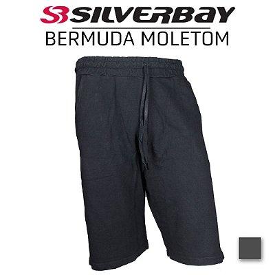 Bermuda Moleton Silverbay - Chumbo