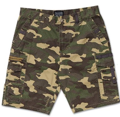 Walkshort Dakine Hunter Camo