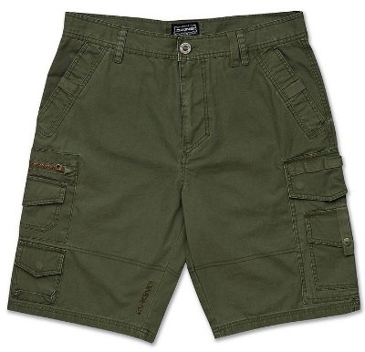 Walkshort Dakine Hunter Verde