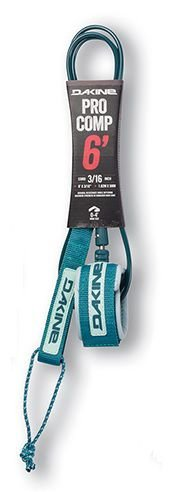 Leash Surf Dakine Pro Comp 6' x 3/16''  Resin