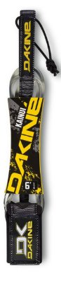 "Leash Surf Dakine Kainui 6' x 1/4"" - Transparente"
