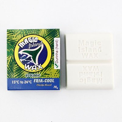 Parafina Ecológica Magic Island Wax 75g - Cool