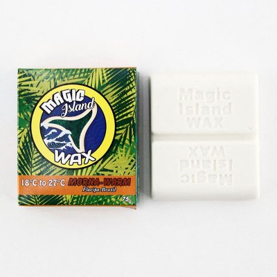 Parafina Ecológica Magic Island Wax 75g - Warm