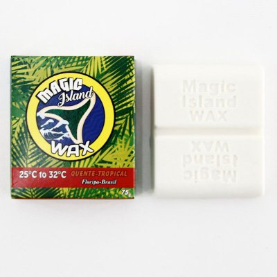 Parafina Ecológica Magic Island Wax 75g - Tropical