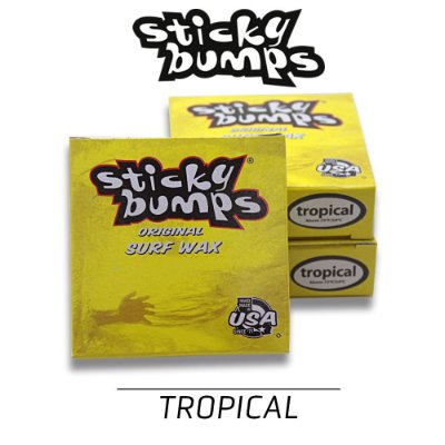Parafina STICK BUMPS TROPICAL Original