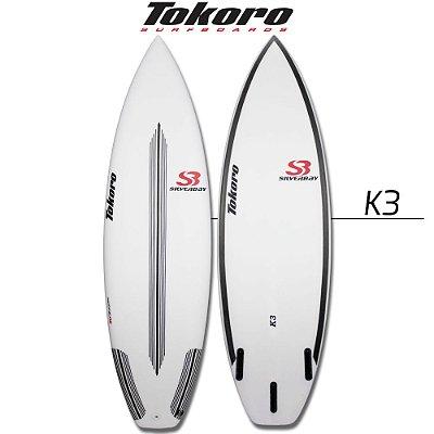 Prancha Tokoro K3 - 6' 2'' X 19,50 X 2,63 X 32,50 LTS