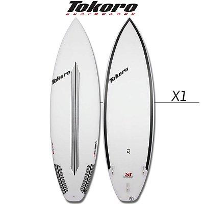 Prancha Tokoro X1 - 5' 8'' X 18,75 X 2,31 X 25,50 LTS