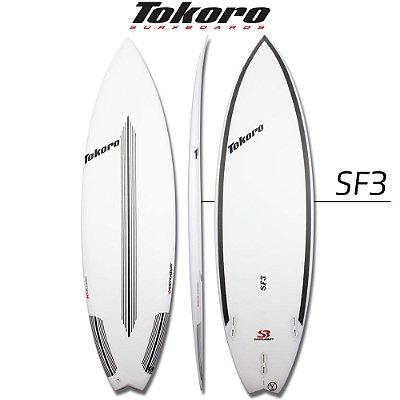 Prancha Tokoro SF3 - 5' 8'' x 19,00 x 2,31 x 25,60L