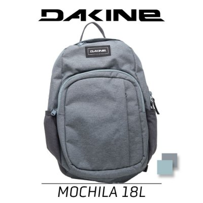 Mochila DAKINE Campus 18L - LEAD BLUE
