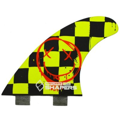 Quilha Shapers Fins Mojo Dead Smiles Core Lite Thruster - L