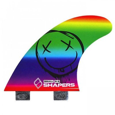 Quilha Shapers Fins S-3 Dead Smiles Core Lite Thruster - S
