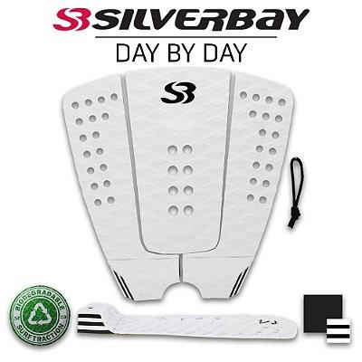Deck Surf Silverbay DAY BY DAY - Branco/Preto