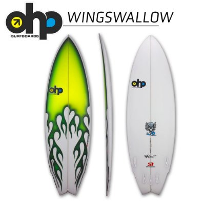 Prancha OHP WINGSWALLOW - 5'9 x 20 1/4 x 2 9/10 x 31,41L
