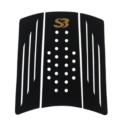 Deck Surf Silverbay FRONT FOOT MARINE - Preto/Madeira