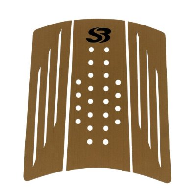 Deck Surf Silverbay FRONT FOOT MARINE - Madeira/Preto