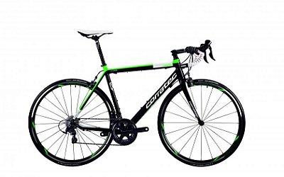 Bicicleta Corratec Corones 105 verde speed