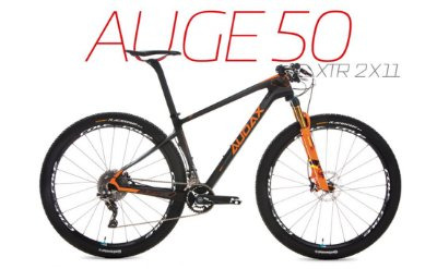 Bicicleta Audax Auge 50 XTR 2X11 2017