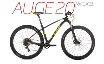 Bicicleta Audax Auge 20 Sram NX 1X11 2017