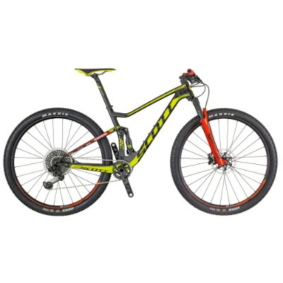 Bicicleta Scott Spark RC 900 World Cup aro 29 2018