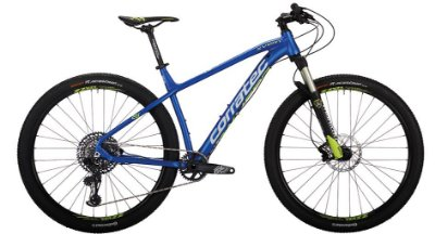 Bicicleta Corratec X-Vert 02 Sram Gx Eagle 2018