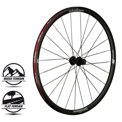 Rodas Vision Team 30 Comp Clincher